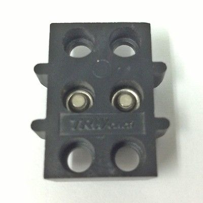 TRW Cinch 1-142, 1 Posistion Terminal Block Barrier Strip 30A @ 250V AC - MarVac Electronics