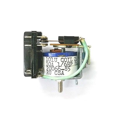 Deltrol 20066-85 240 Volt AC Coil 10 Amp 101U 3PDT General Purpose Relay - MarVac Electronics