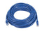 50 Foot BLUE CAT6 Ethernet Patch Cable with Snagless Flexboot Ends MV9793