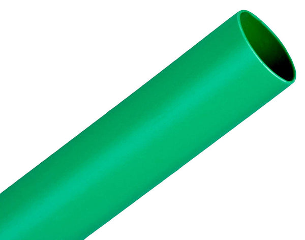 "1/16"" Green 4' Length of 2:1 Shrink Ratio, 3M FP301 Polyolefin Heat Shrink"