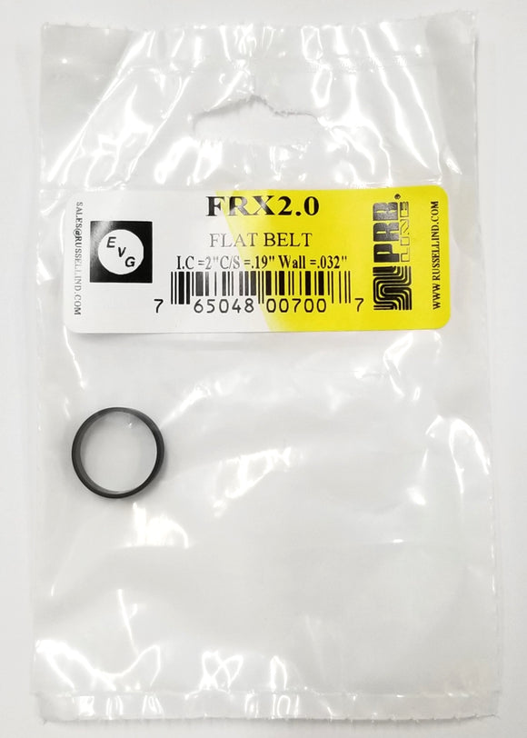 PRB FRX 2.0 Flat Belt for VCR, Cassette, CD Drive or DVD Drive FRX2.0