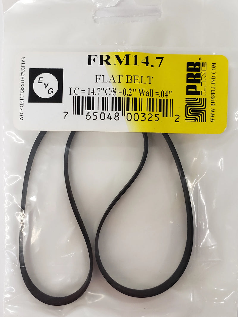 PRB FRM 14.7 Flat Belt for VCR, Cassette, CD Drive or DVD Drive FRM14.7