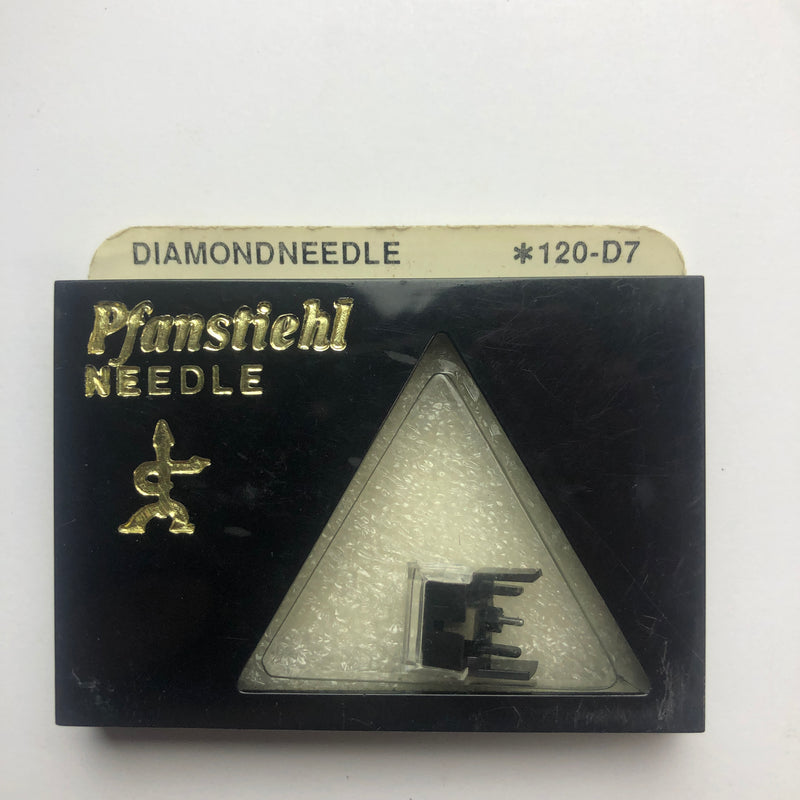 Pfanstiehl 120-D7 Diamond Needle