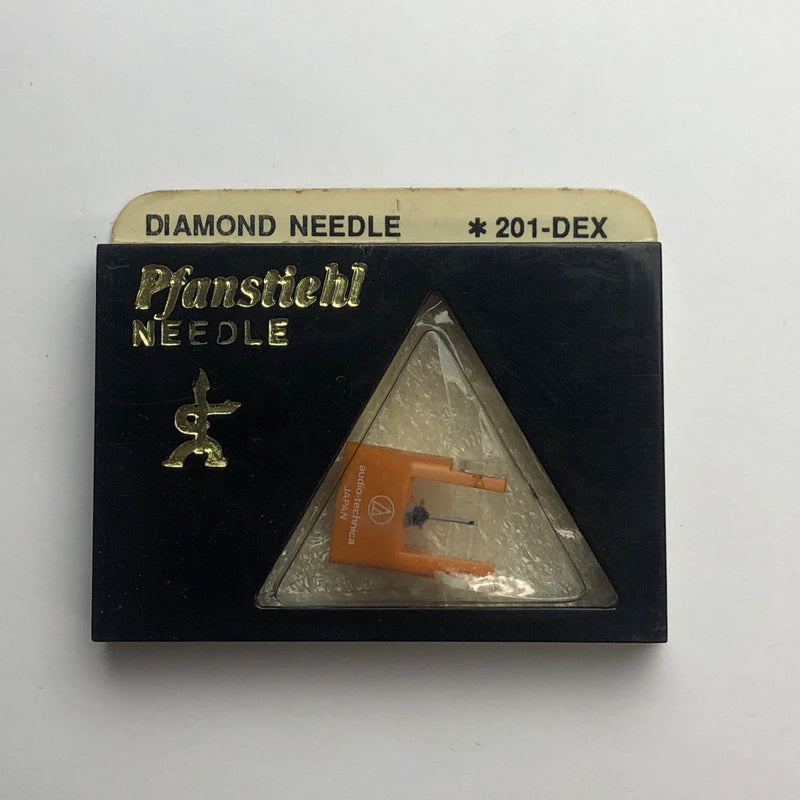 Pfanstiehl 201-DEX Diamond Elliptical Needle for Audio Technica*