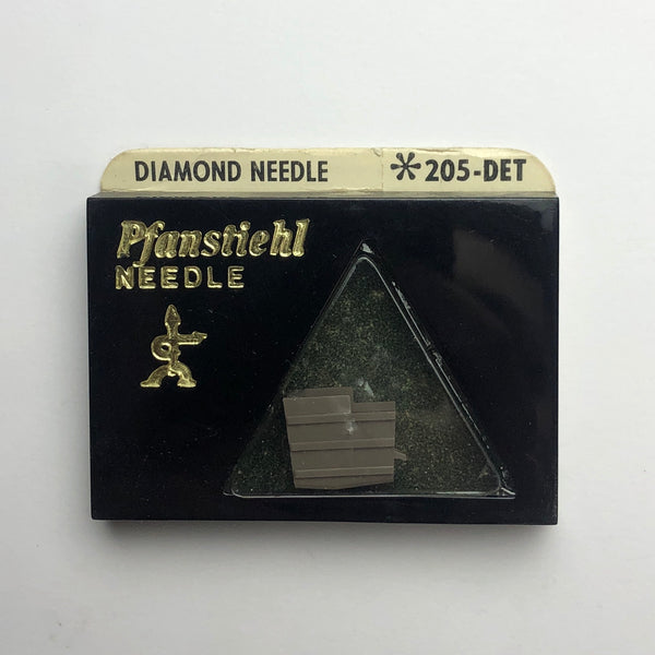 Pfanstiehl 205-DET Diamond Elliptical Needle for Audio Technica*