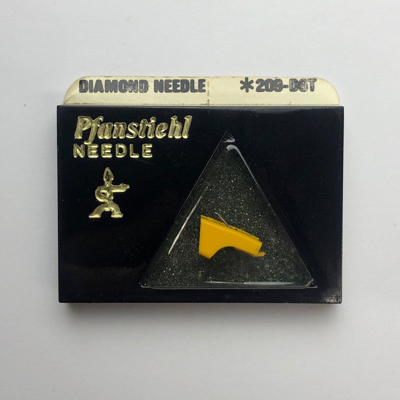 Pfanstiehl 209-D6T Diamond Needle for Audio Technica*, Akai*, Sanyo* & Sony*