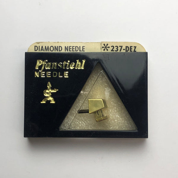 Pfanstiehl 237-DEZ Diamond Elliptical Needle for Audio Empire*