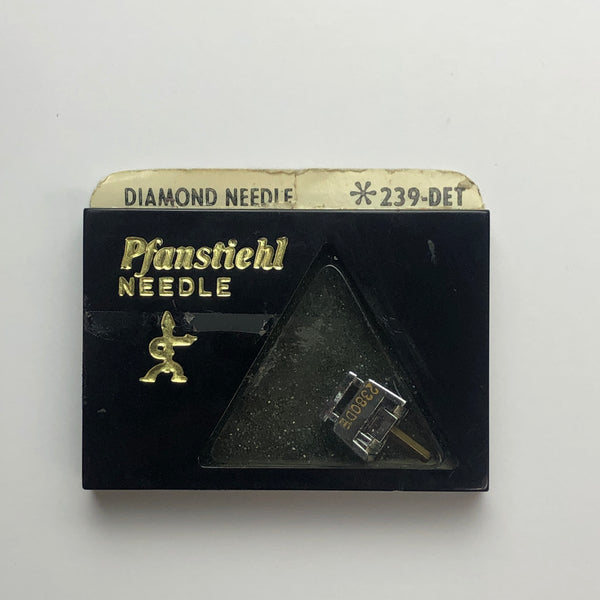 Pfanstiehl 239-DET Diamond Elliptical Needle for Audio Empire*