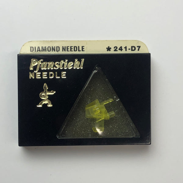 Pfanstiehl 241-D7 Diamond Needle for Audio Empire*
