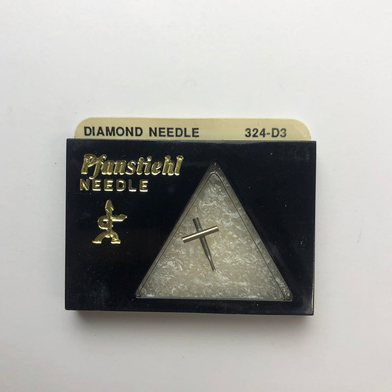 Pfanstiehl 324-D3 DISC. Diamond Needle