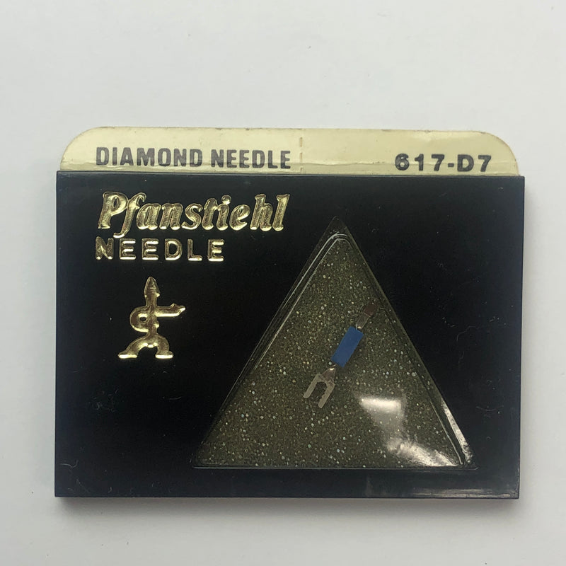 Pfanstiehl 617-D7 Diamond Needle