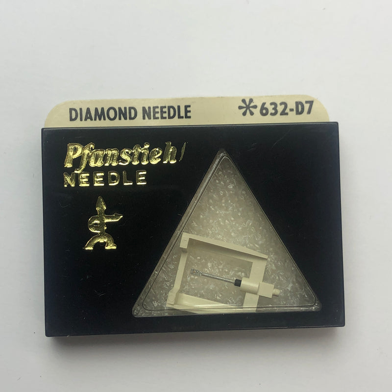 Pfanstiehl 632-D7 Diamond Needle
