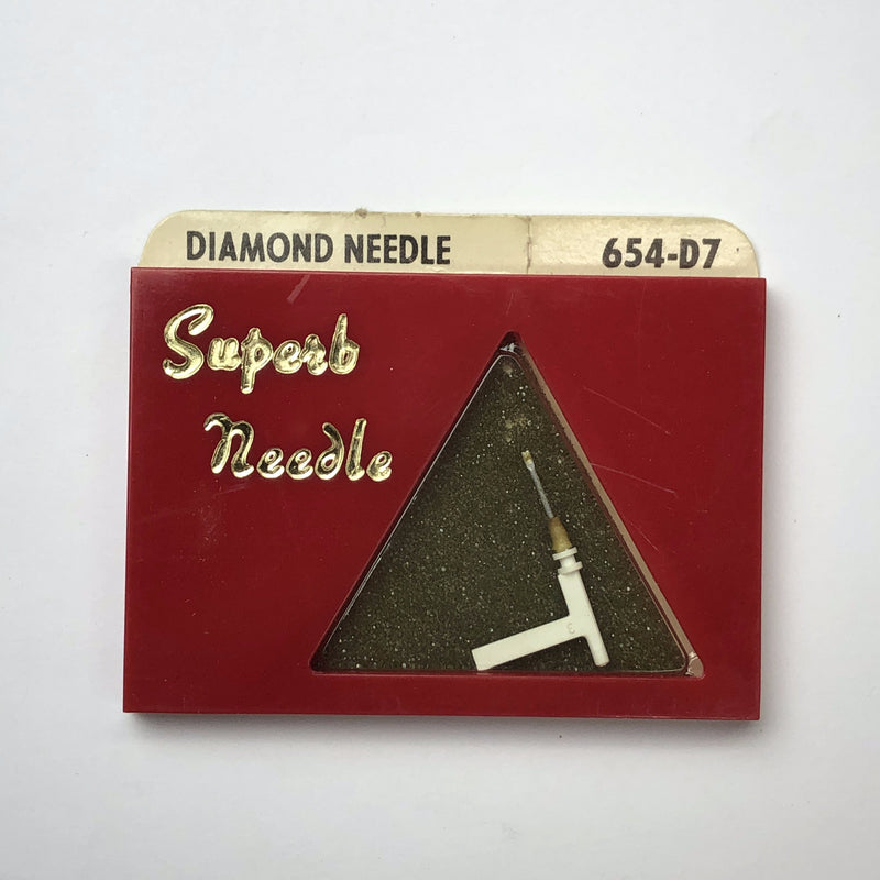 Pfanstiehl 654-D7 Diamond Needle