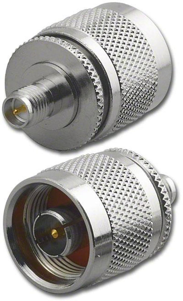 NEW Reverse Polarity SMA Female To N Male Adapter RFA-8862