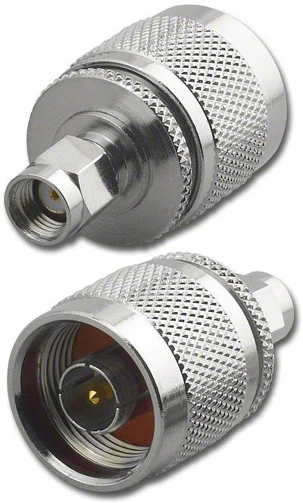 NEW N Male To Reverse Polarity SMA Male Adapter RFA-8864