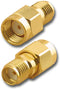 NEW SMA Female (Jack) To Reverse Polarity SMA Male (Plug) Adapter RFA-8883