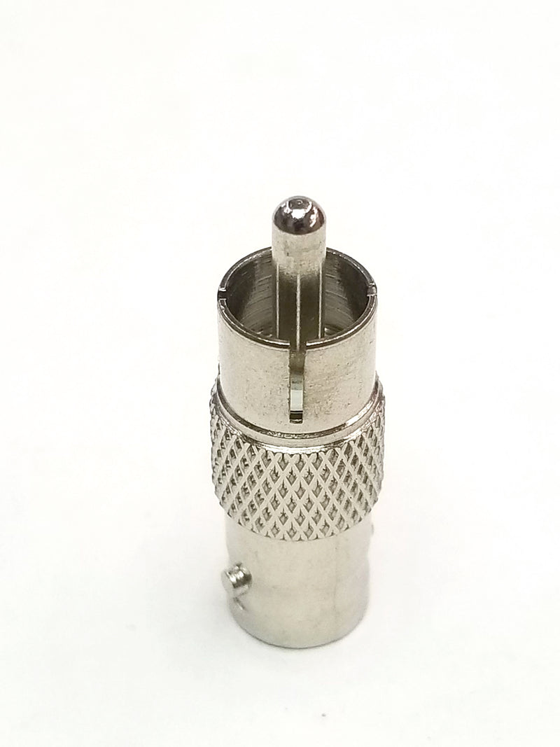 NEW BNC Female To RCA Male Adapter RFA-8392