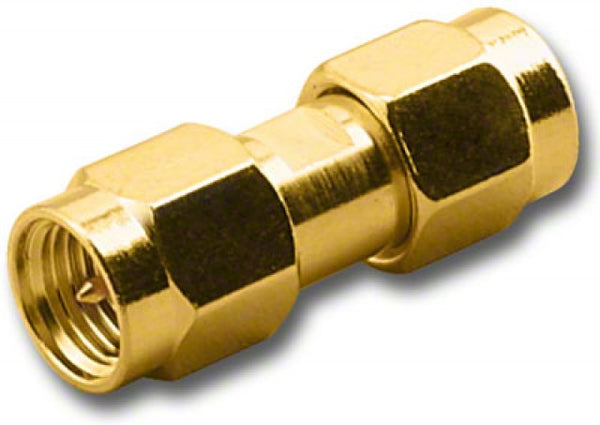 SMA-2500, SMA Male to Male (Plug to Plug) Inline Splice Coupler