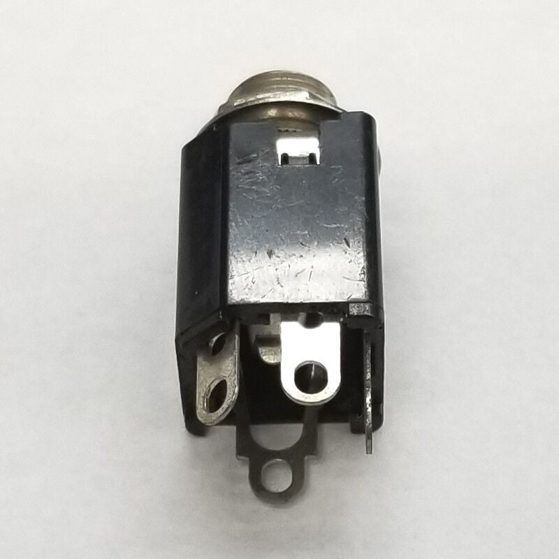 "Switchcraft 113F, 1/4"", TRS Phone Connector 3 Conductor Enclosed"