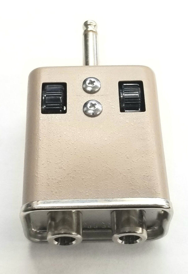 Switchcraft 310, (Vintage) Mini-Mix Audio Mixer, Dual Line Control