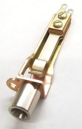 "Switchcraft XMT332A, 2-conductor 1/4"" Long Frame Jack"