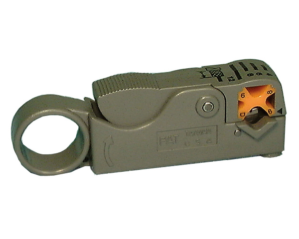 Philmore WS145, Coaxial Cable Stripper for RG58, RG59, RG62 & RG6 Coax Cables