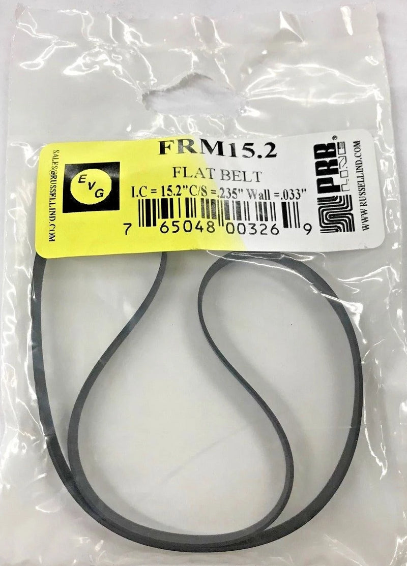 PRB FRM 15.2 Flat Belt for VCR, Cassette, CD Drive or DVD Drive FRM15.2