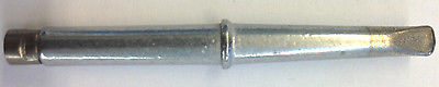 "Weller CT5D6 600° 3/16"" Screwdriver Tip for W60P & W60P3 Soldering Irons - MarVac Electronics"