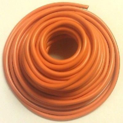 10' Length 10 Gauge 10AWG ORANGE GPT PVC Stranded 50V Automotive Hook Up Wire