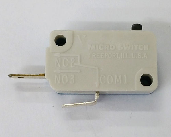Micro Switch V7-1A23D8 SPST-NO, OFF - (ON) Pin Plunger Snap Action Switch 5A - MarVac Electronics