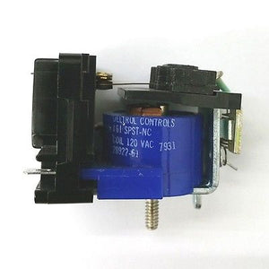 Deltrol 28922-61 120 Volt AC Coil 13 Amp 161 SPST-NC, Normally Closed Relay - MarVac Electronics