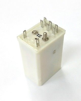 Potter & Brumfield R10S-E1Y2-J2.5K DPDT 48V DC Coil Relay P&B - MarVac Electronics
