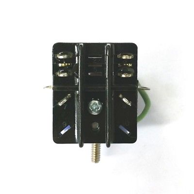 Deltrol 20064-82 24 Volt AC Coil 10 Amp 101U DPDT General Purpose Relay - MarVac Electronics