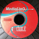 25' Sonance Medialinq, 2 Conductor OFC RCA Audio & Instrument Cable - MarVac Electronics