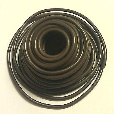 30' Length 16 Gauge 16AWG BROWN GPT PVC Stranded 50V Automotive Hook Up Wire