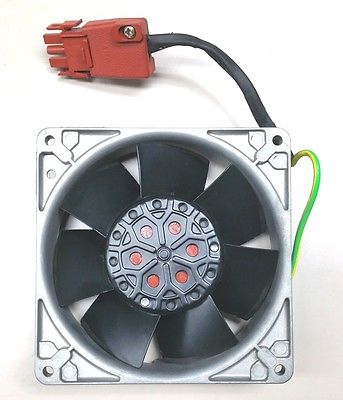 EBM W2S115-AA01-46 127mm x 127mm x 38mm 200V 208V 230V AC Cooling Fan - MarVac Electronics