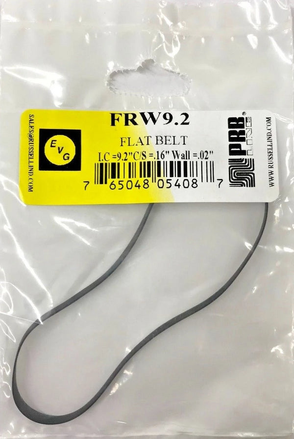 PRB FRW 9.2 Flat Belt for VCR, Cassette, CD Drive or DVD Drive FRW9.2