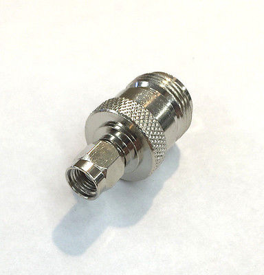 R.P. SMA Male To N Female Adapter RFA-8863 - MarVac Electronics
