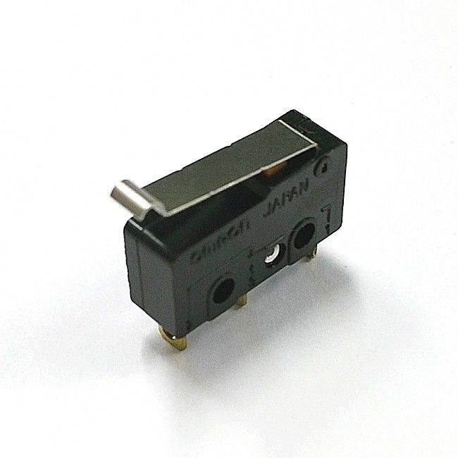 Omron® SS-01GL13 SPDT ON - (ON) Simulated Roller Lever Snap Action Switch