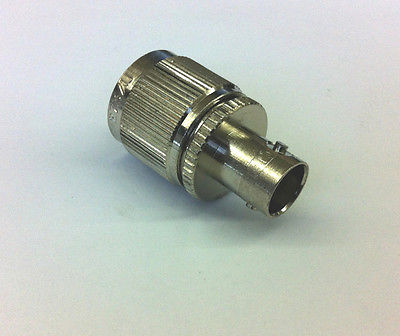 Male UHF Plug to Female BNC Jack Adapter RFA8312 - MarVac Electronics