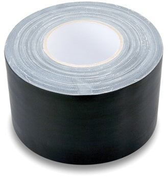 "HOSA GFT-459BKHOSA GFT-459BK Black Gaffer Tape - 4"" x 60 Yards"