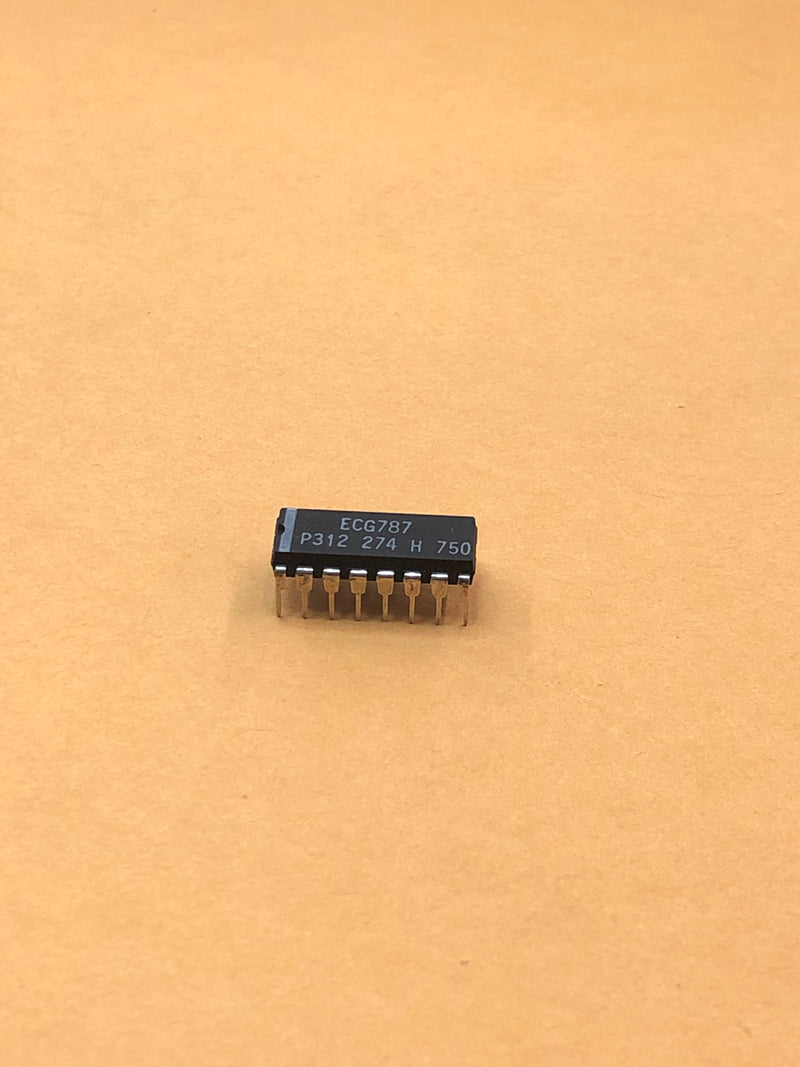 ECG787 IC-AM IF Amp AF Preamp