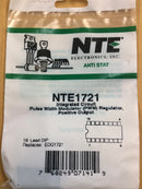 NTE1721 IC PWR REGULATOR OUTPUT