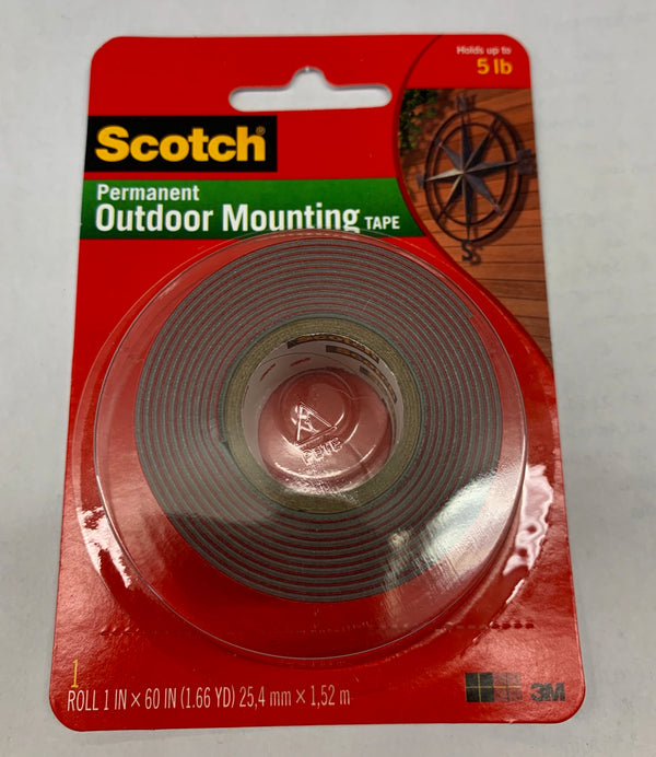 Scotch 4011 outdoor Mounting Tape