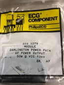 ECG1279 IC Darlington Power AF Output