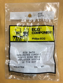 ECG3470 IC FLOPPY DISK READ AMP