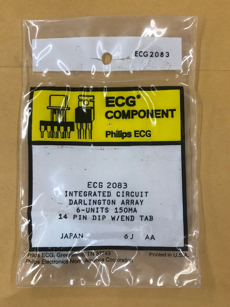 ECG2083 IC DARLINGTON ARRAY