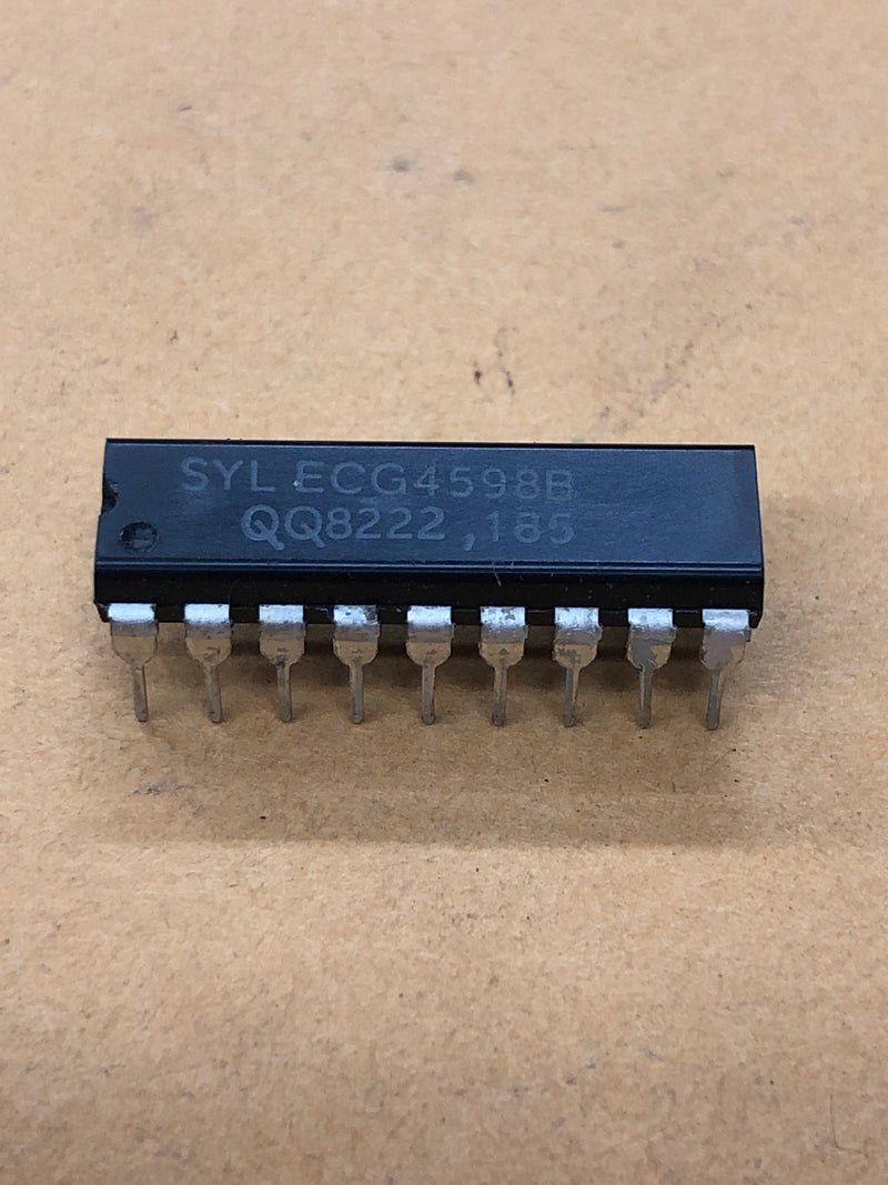 ECG4598B IC CMOS BIT LATCH