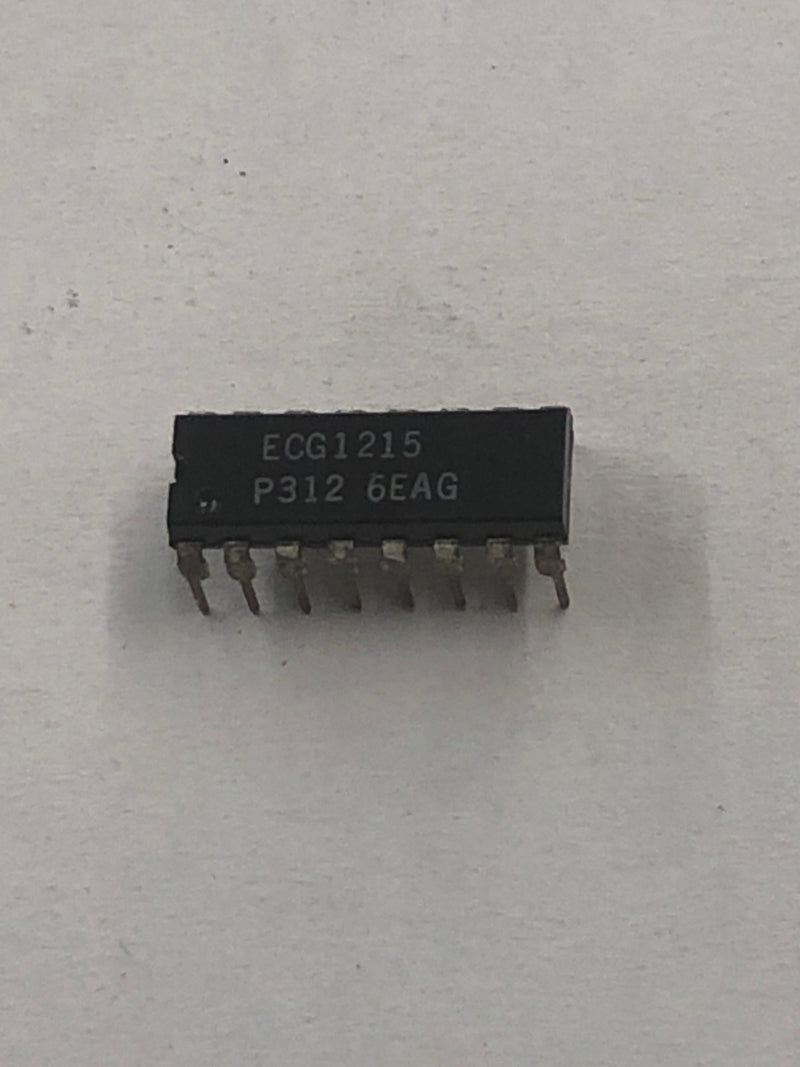 ECG1215 IC Stereo PREAMP