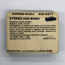 Pfanstiehl 898-DS77  Diamond Needle